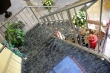 Escaliers, marches et contre-marches en granit dur