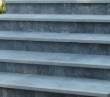 Escaliers extérieurs en pierre bleue naturelle
