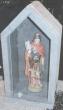 Pierre décorative en granit dur