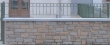 Couvre-murs en granit dur
