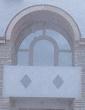 Décoration de façade en granit dur